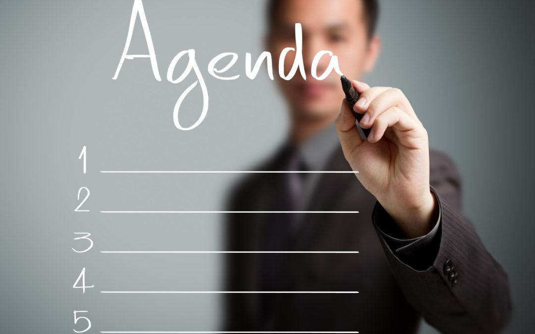 El Poder de Una Agenda